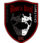 Blood´n Paint Patch
