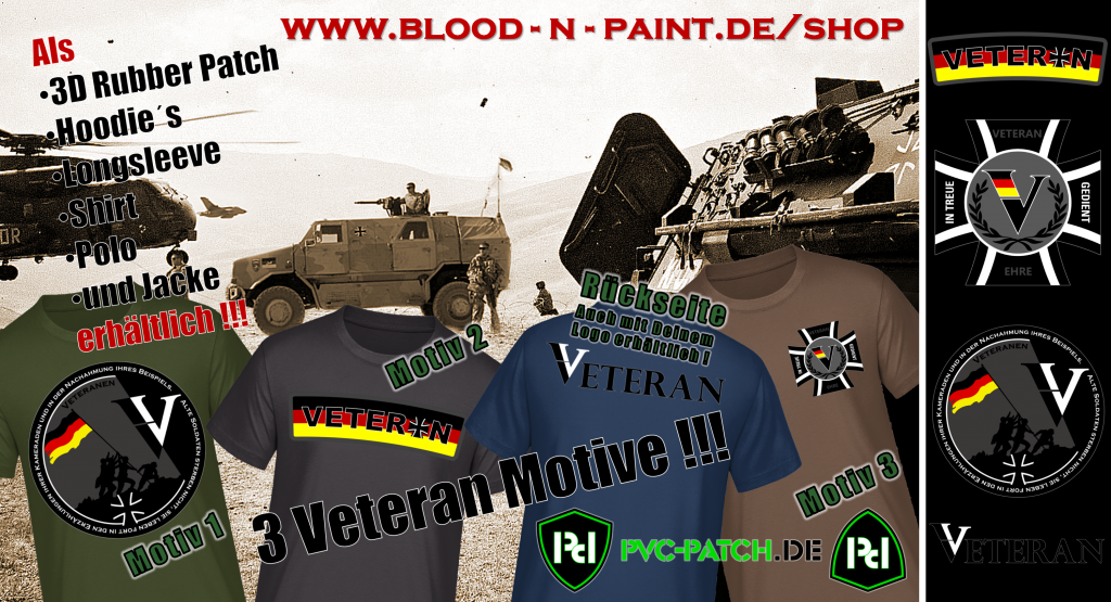 Veteran Werbung